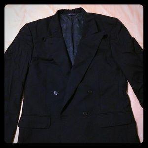 BURBERRY'S Men's Blazer Suit Coat Jacket